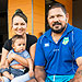Mother, father and baby | © The State of Queensland